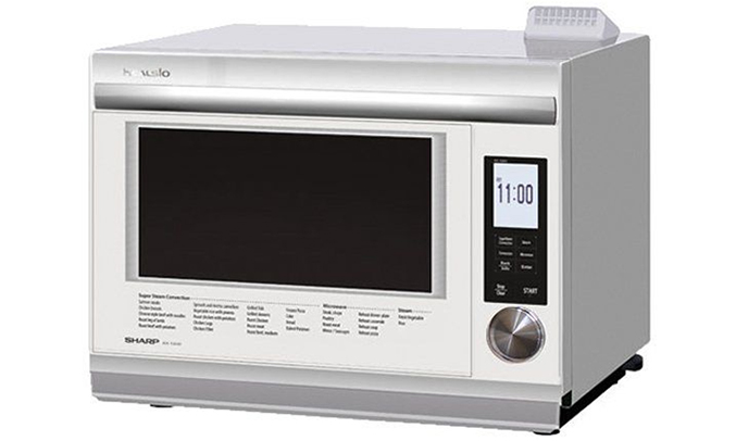 Lò vi sóng hơi nước Sharp AX-1600VN(X) duy trì dưỡng chất