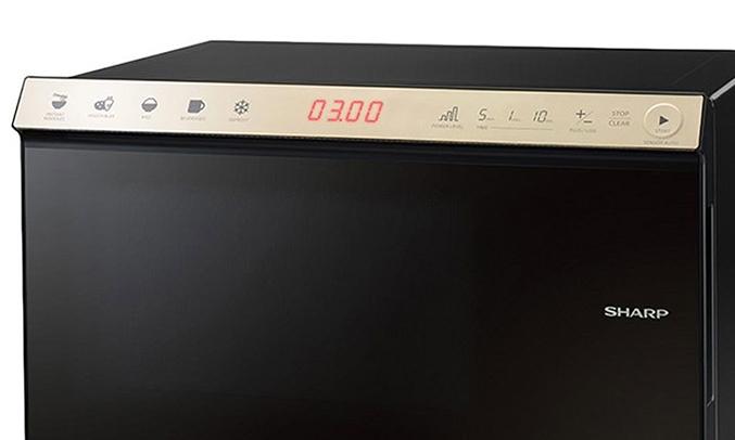 Lò vi sóng Sharp R-29D2(G)VN cảm ứng