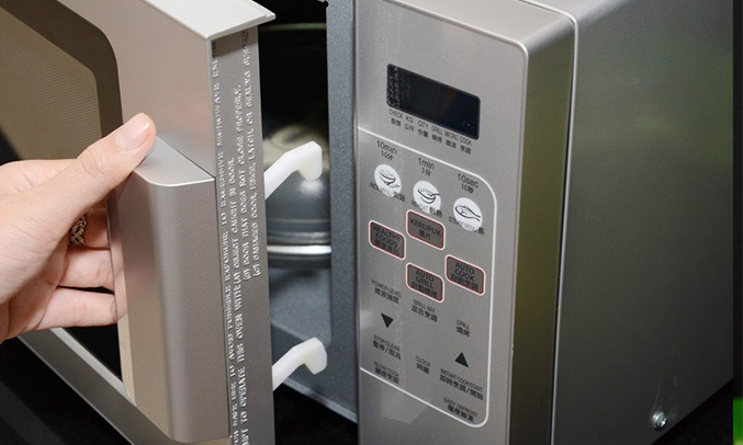 Lò vi sóng Sharp R-678VN 20 lít điều khiển điện tử
