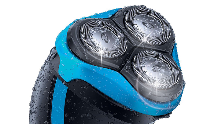 Máy cạo râu Philips AT750 lưỡi cắt êm ái