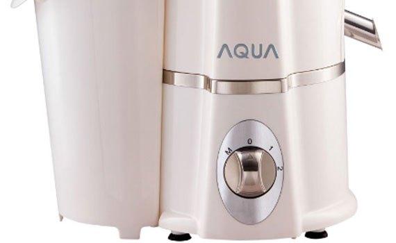Máy ép trái cây AQUA AJ-KF6062(W) dễ dàng điều khiển