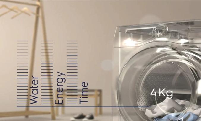 Máy giặt Electrolux Inverter 10 kg EWF1024BDWA - công nghệ AutoSense