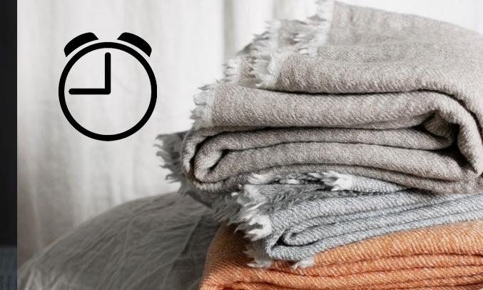Máy giặt Electrolux Inverter 8 kg EWF8025CQSA - Thời gian giặt linh hoạt
