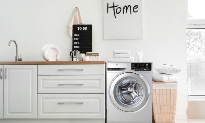 Máy giặt Electrolux Inverter 8 kg EWF8025CQSA - Công nghệ VapourCare