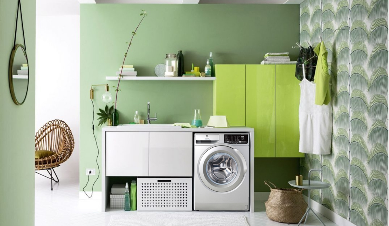 Máy giặt Electrolux Inverter 8 kg EWF8025CQSA - Công nghệ Inverter