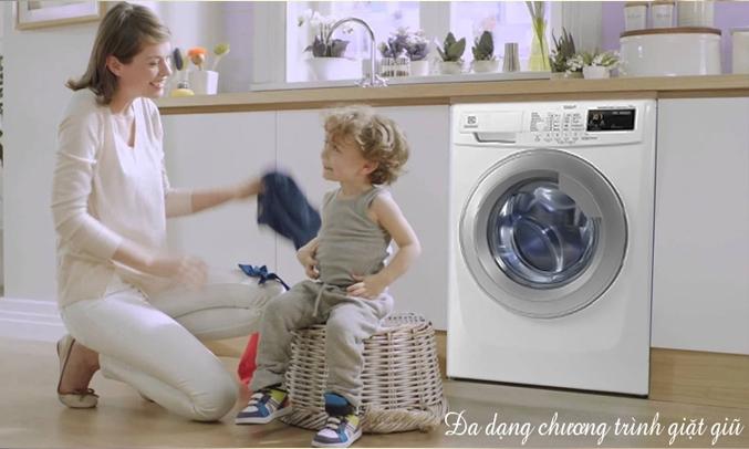 Máy giặt Electrolux EWF10744 7.5 kg nhiều chương trình