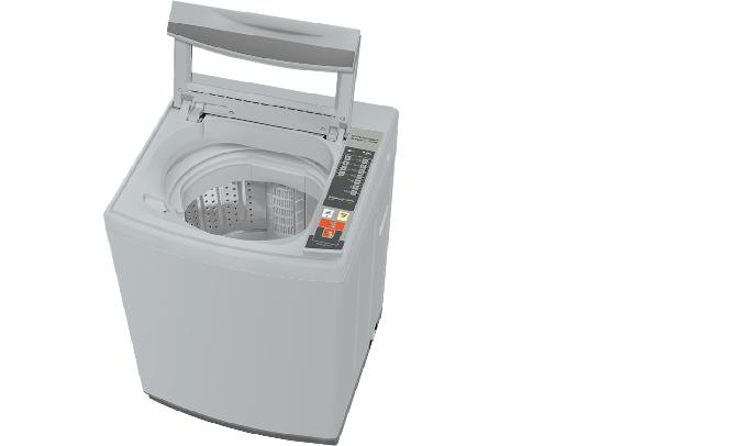 Máy giặt Aqua 7.2 kg AQW-S72CT (H2) - Kính chịu lực bền tốt
