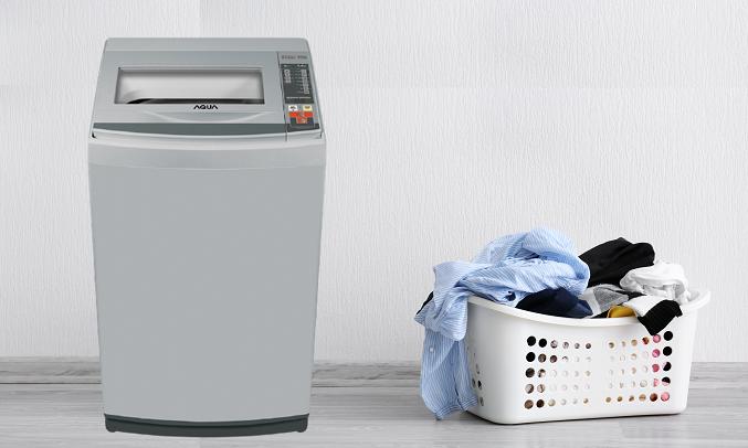 Máy giặt Aqua 7.2 kg AQW-S72CT (H2)- Khóa an toàn trẻ em