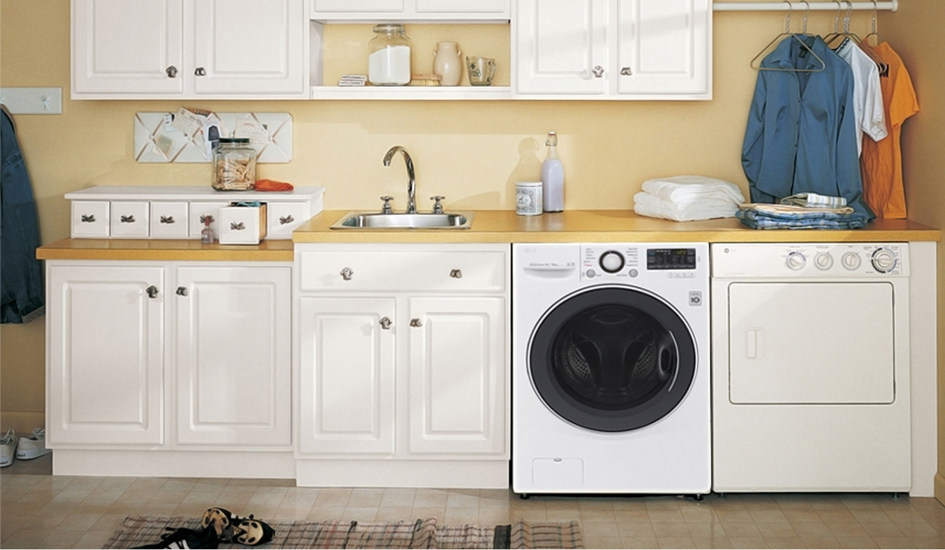 Máy giặt LG F2514DTGW dung tích lớn