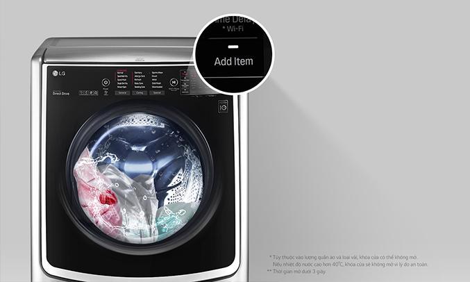 Máy giặt thông minh LG 21KG F2721HTTV 2 trong 1