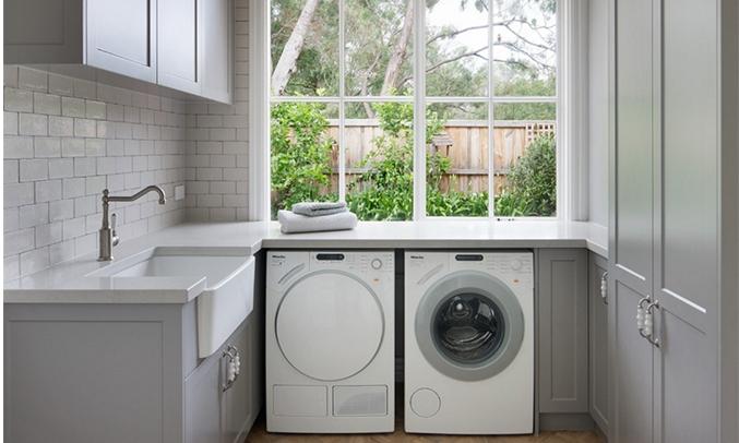 Máy giặt LG Inverter 8 Kg FM1208N6W thiết kế tinh tế