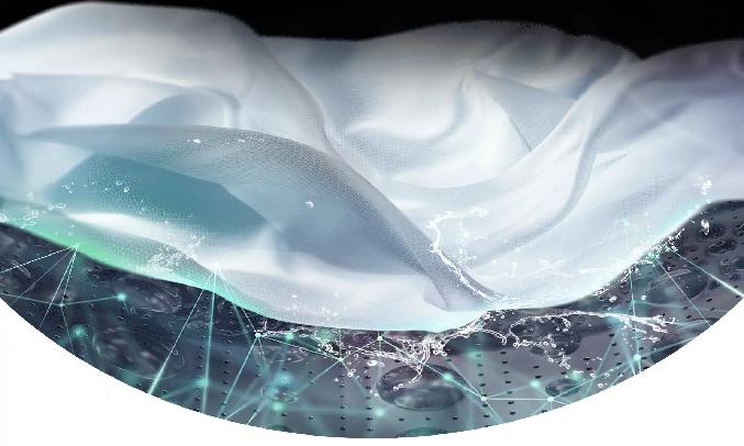 Máy giặt LG Inverter 9 Kg FV1409S2W-Công nghệ giặt 6 chuyển động giảm hư tổn sợi vải