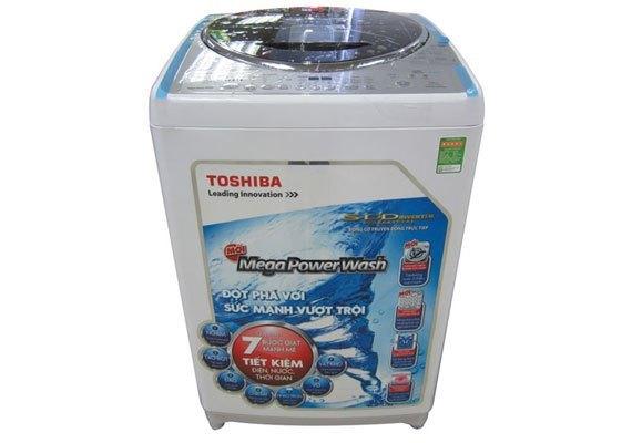 Máy giặt Toshiba AW-DC1500WV (WS) giá ưu đãi tại Nguyễn Kim