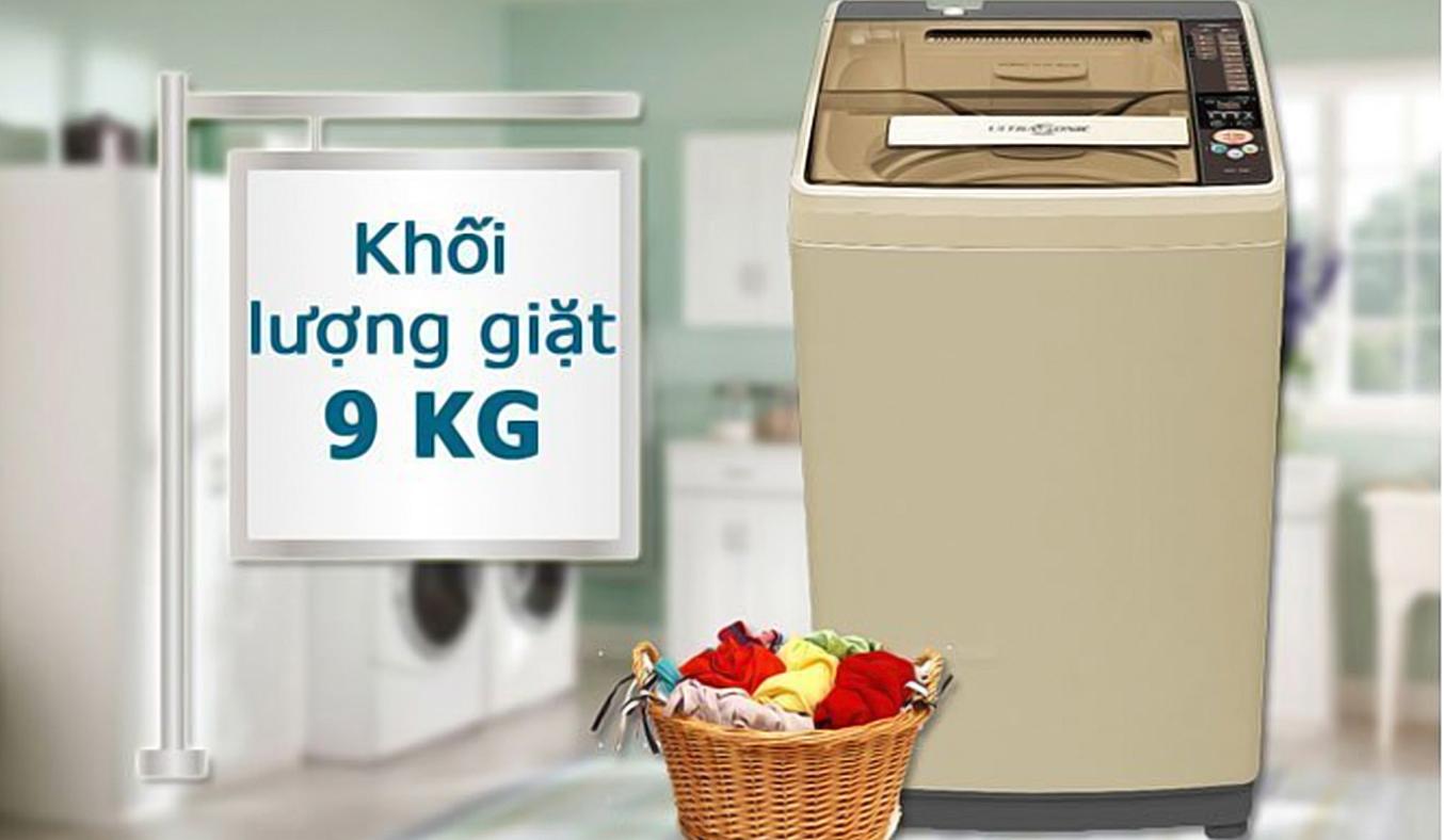 Máy giặt Aqua AQWW-D901AT (N) nhỏ gọn