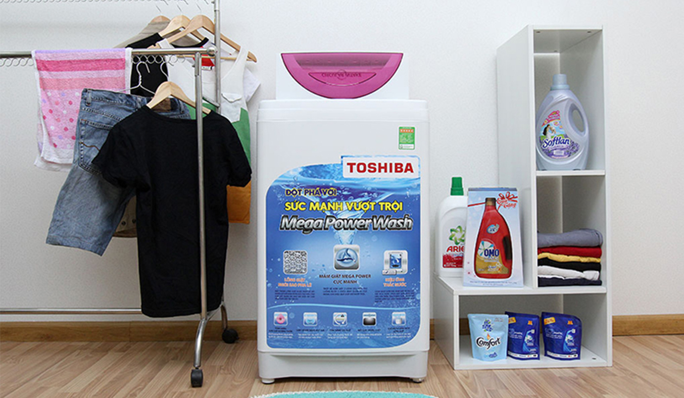Máy giặt Toshiba AW-E920LV 8.2 kg cửa trên