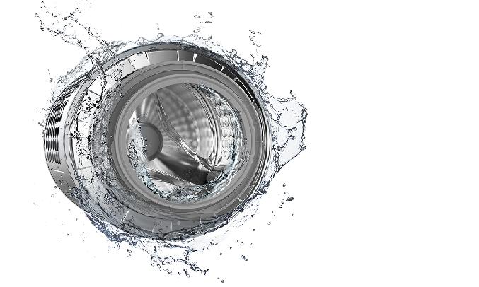 Máy giặt Samsung Inverter 8 Kg WW80T3020WW/SV - Tự Động Vệ Sinh Lồng Giặt