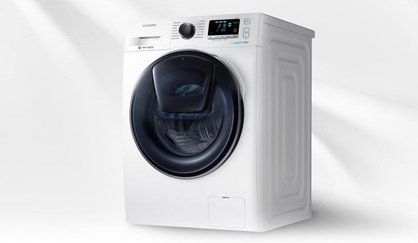 Máy giặt Samsung WW90K6410QW 9 kg sang trọng
