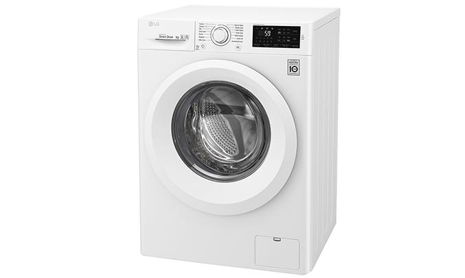 Máy giặt LG 7.5 kg FC1475N5W2 song ngữ