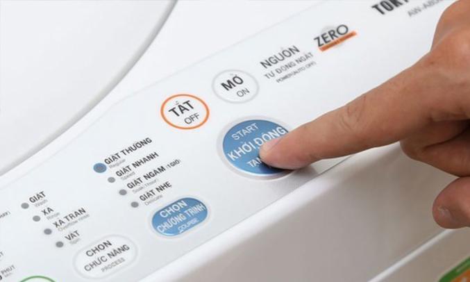 Máy giặt Toshiba AW-A800SV 7 kg tẩy sạch vết bẩn