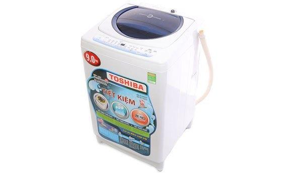 Tiết kiệm thời gian cùng điện nước với máy giặt Toshiba AW-B1000GV
