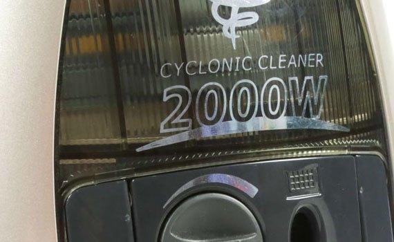 Máy hút bụi Hitachi CV-SH20V công suất mạnh mẽ