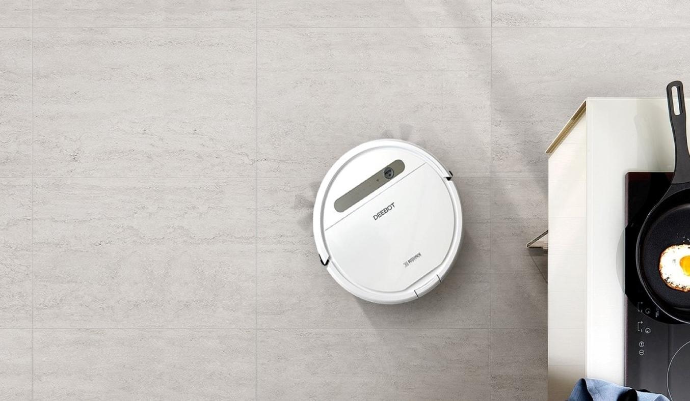 Robot hút bụi Ecovacs DEEBOT OZMO 610 DD4G