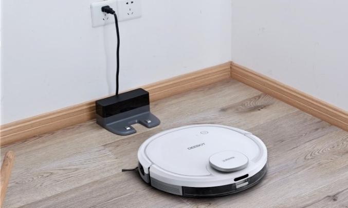 Robot hút bụi Ecovacs DEEBOT OZMO 900 DN5G
