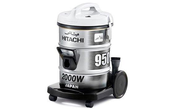 Máy hút bụi Hitachi CV-950Y màu đỏ công suất mạnh