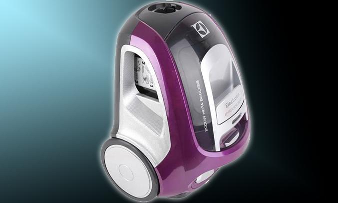 Máy hút bụi Electrolux ZVE4110FL bảo vệ sức khoẻ