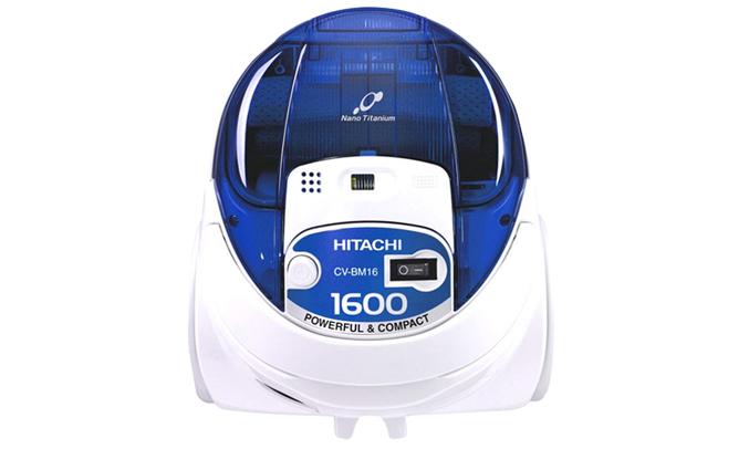 Máy hút bụi Hitachi CV-BH16(24CV-BL) dây điện rút tự động