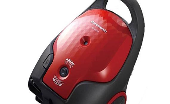 Hút bụi Panasonic MC-CG371AN46 với công suất mạnh 850W nhưng hoàn toàn êm ái, không gây tiếng ồn