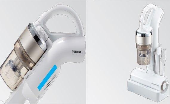 Máy hút bụi Toshiba VC-CLF1CPV sử dụng hệ thống kháng khuẩn