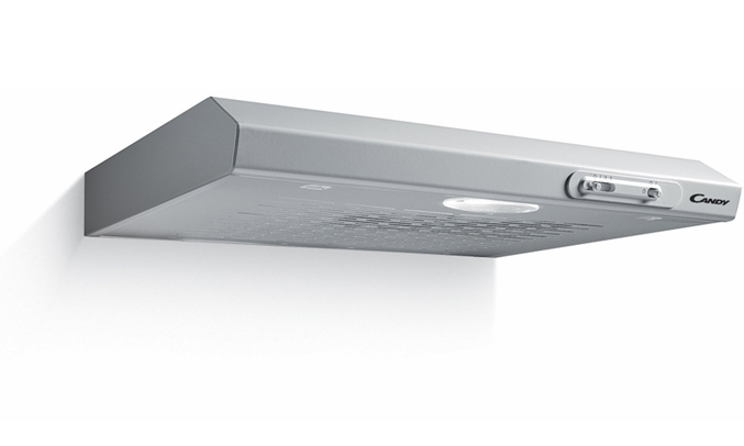 Máy hút khói Candy CFT610/3S thiết kế nhỏ gọn, sang trọng
