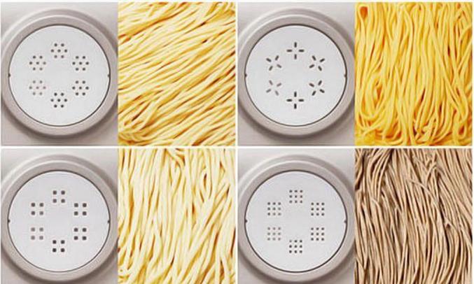Máy làm mì Philips HR2365 đa dạng loại mì