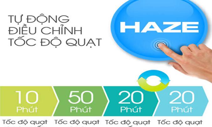Máy lọc không khíSharp FP-F30E-C giúp kháng khuẩn, khử mùi hiệu quả