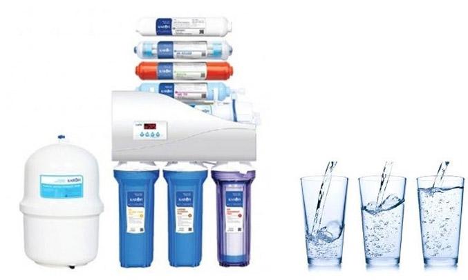 Máy lọc nước thông minh Karofi KT-K7I-1 uống trực tiếp