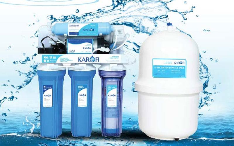 Máy lọc nước RO giúp mang lại nguồn nước sạch khuẩn cho gia đình bạn