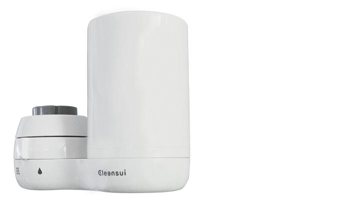 Thiết bị lọc nước tại vòi Cleansui EF401 - Công suất lọc lớn hơn 900 lít