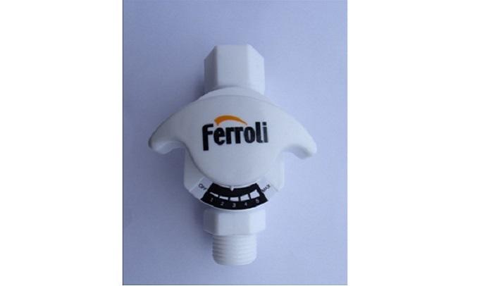Máy nước nóng Ferroli Amore GSP 4500W