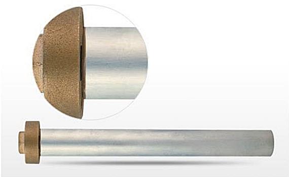 Thanh Anode Mg máy nước nóng Ferroli QQ EVO 15L TE bảo vệ ruột bình