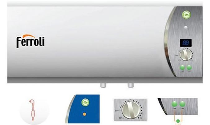 Máy nước nóng Ferroli VERDI 30L SE chống giật
