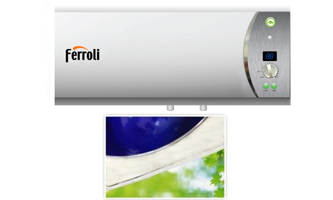 Máy nước nóng Ferroli VERDI 30L SE tiết kiệm năng lượng