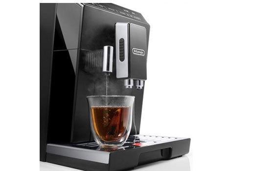 Máy pha cà phê Delonghi ECAM44.660.B hiện đại mang đến sự tiện dụng