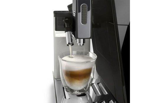 Máy phê cà phê Delonghi ECAM44.660.B sự hòa quyện hoàn hảo hượng vị cà phê và sữa