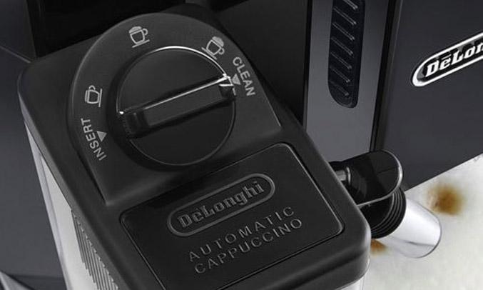 Máy làm cà phê Delonghi ECAM44.660.B tự động