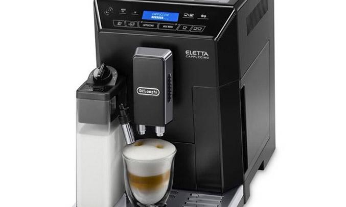 Máy làm cà phê Delonghi ECAM44.660.B dễ sử dụng