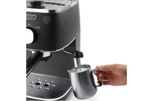 Máy pha cà phê Delonghi ECI341.BK sang trọng, hiện đại