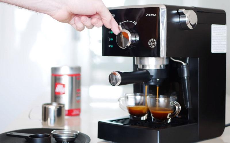 Nhu cầu sử dụng cà  phê ít nên chọn máy có công suất vừa phải để tránh lãng phí