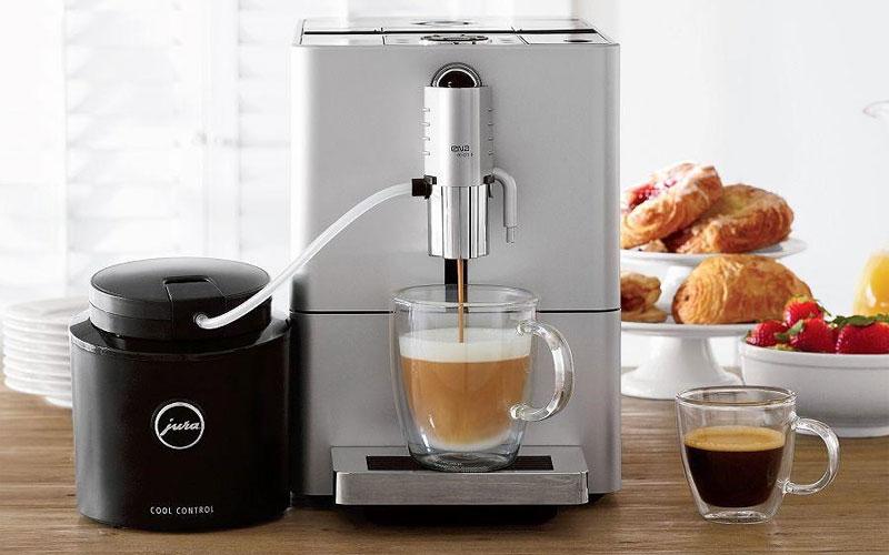 Bạn không cần phải canh chừng vì máy pha cà phê sẽ tự động dừng khi hoàn thành quy trình