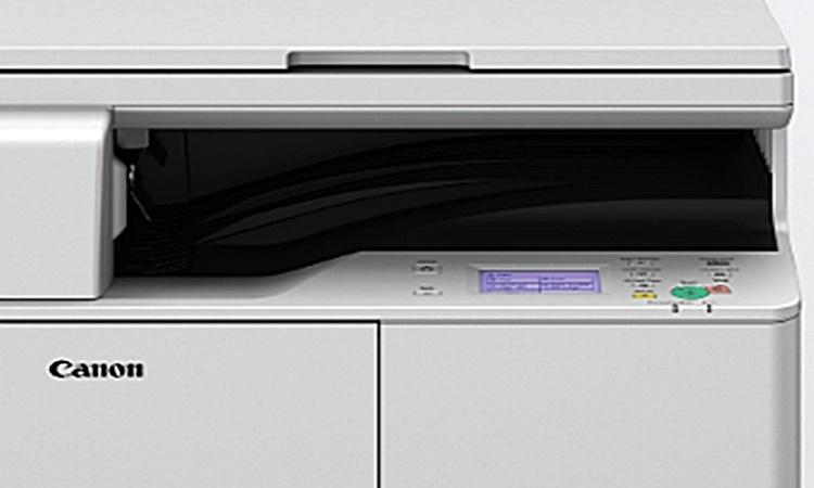 Sản phẩm máy photocopy Canon IR2004 230V có màn hình LCD thân thiện giá tốt tại Nguyễn Kim